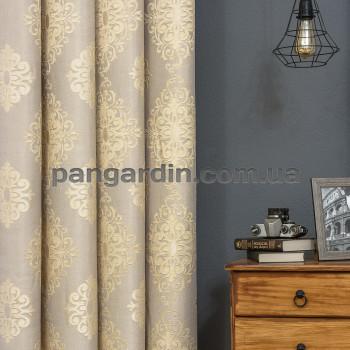 шторы для гостинной мешковина