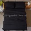 Постельное белье евро Black Bedding