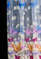 Тюль Butterflies 2