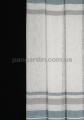 Тюль лен в полоску Blanco 1