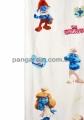 Штора детская The Smurfs 2