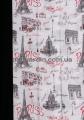 Тюль Paris Letters 1