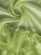 Комплект тюли волна оливкового цвета 3