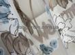 Тюль с рисунком Cattleya мини