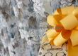 Тюль с рисунком Cattleya мини 2