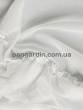 Комплект тюли волна цвета айвори 1